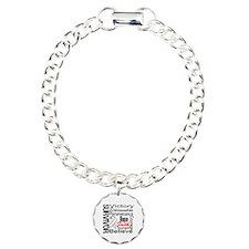 Lung Cancer Survivor Bracelet