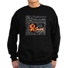 Leukemia Survivor Sweatshirt