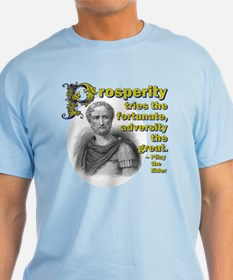 Prosperity Tries The Fortunate T-Shirt