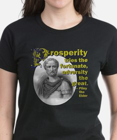 Prosperity Tries The Fortunate Tee