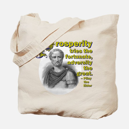 Prosperity Tries The Fortunate Tote Bag