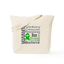 Kidney Cancer Survivor v2 Tote Bag