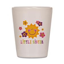 Sunny Little Sister Shot Glass