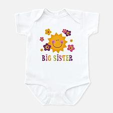 Sunny Big Sister Infant Bodysuit