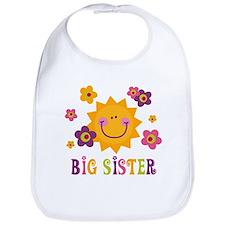 Sunny Big Sister Bib