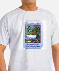 Benedictine Prayer T-Shirt