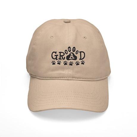 Grad 2012 Paws Cap