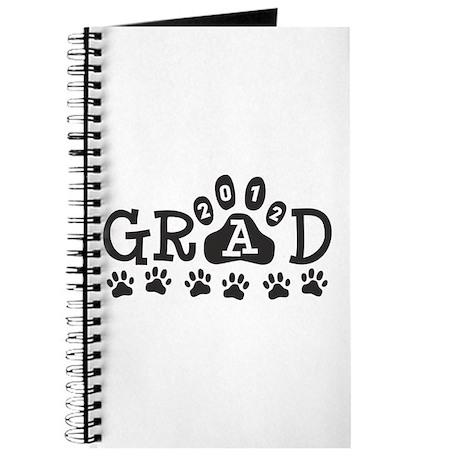 Grad 2012 Paws Journal