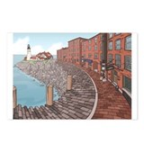 Portland maine Postcards