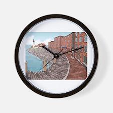 Old Port / Portland Headlight Wall Clock