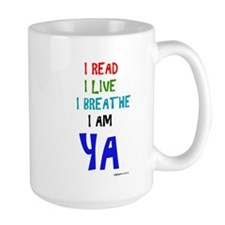Young Adult Book Lovers Mug
