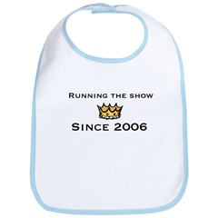 Running the Show Since 2006 Bib