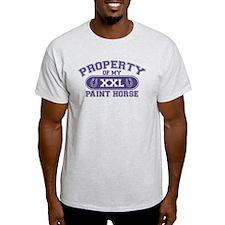 Paint Horse PROPERTY T-Shirt