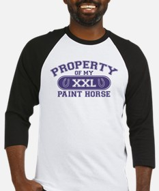 Paint Horse PROPERTY Baseball Jersey