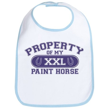 Paint Horse PROPERTY Bib