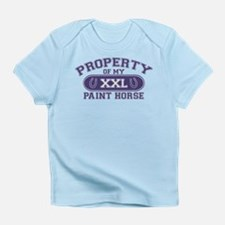Paint Horse PROPERTY Infant T-Shirt