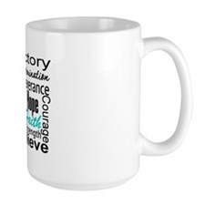Cervical Cancer Survivor Mug