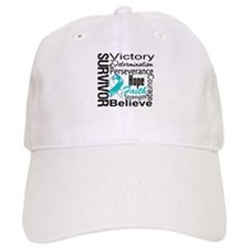 Cervical Cancer Survivor Hat
