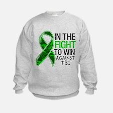 In The Fight TBI Sweatshirt