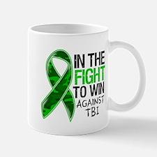 In The Fight TBI Mug