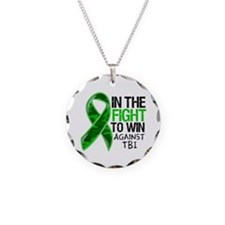 In The Fight TBI Necklace