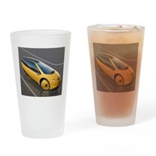 Velomobile Concept Drinking Glass