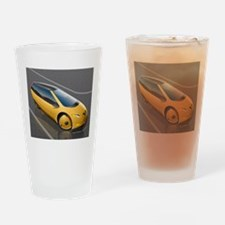 Velomobile Concept Drinking Glass