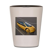 Velomobile Concept Shot Glass
