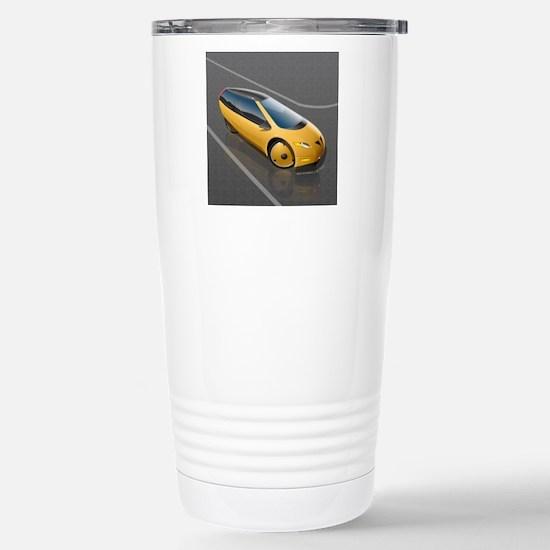 Velomobile Concept Stainless Steel Travel Mug