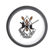 Rhodesian African Rifles Wall Clock