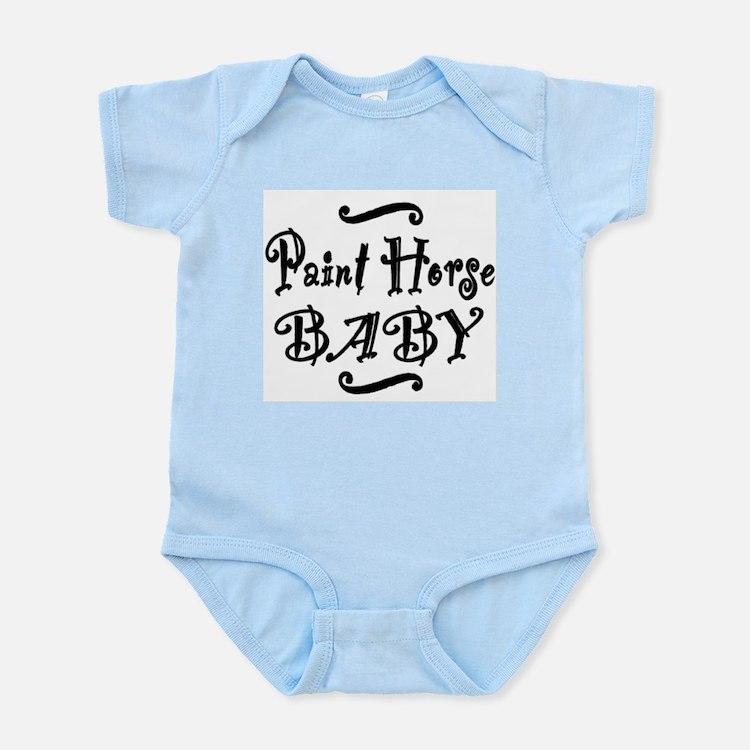 Paint Horse BABY Infant Bodysuit