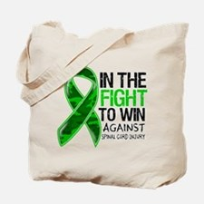 Spinal Cord Injury Tote Bag