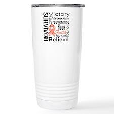 Cancer Survivor Travel Mug
