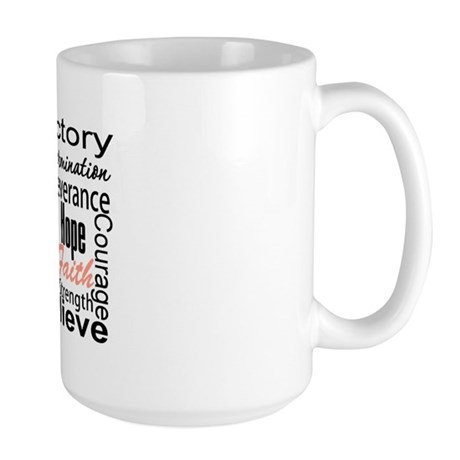 Cancer Survivor Large Mug