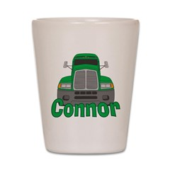 Trucker Connor Shot Glass