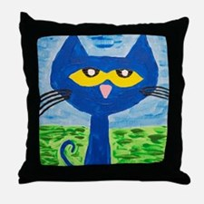 Cute Cats cats and more cats Throw Pillow