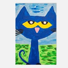 Funny Acrylics Postcards (Package of 8)
