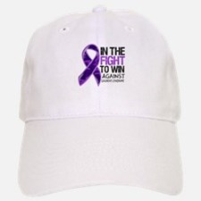 In The Fight Sjogren's Syndrome Baseball Baseball Cap