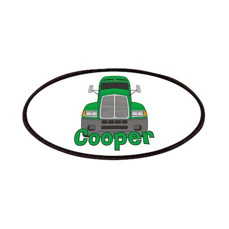 Trucker Cooper Patches