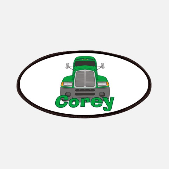 Trucker Corey Patches