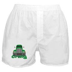 Trucker Craig Boxer Shorts
