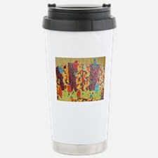 Corn Maidens Stainless Steel Travel Mug