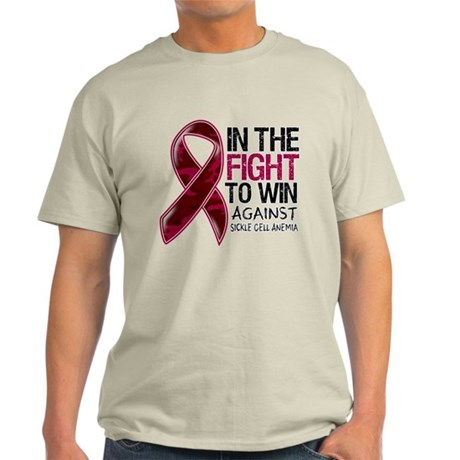 Fight Sickle Cell Anemia Light T-Shirt
