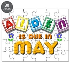 Aiden is Due in May Puzzle