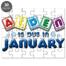 Aiden is Due in January Puzzle