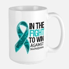 In The Fight Scleroderma Mug