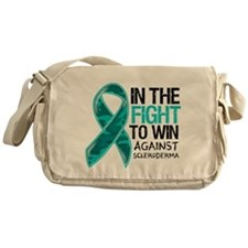 In The Fight Scleroderma Messenger Bag