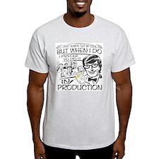 Nerdy Test Coder T-Shirt