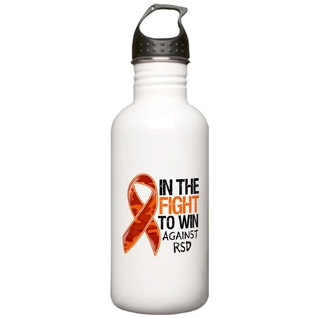 In The Fight To Win RSD Stainless Water Bottle 1.0