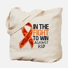 In The Fight To Win RSD Tote Bag